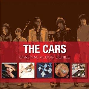 CARS - ORIGINAL ALBUM SERIES -5CD (CD)
