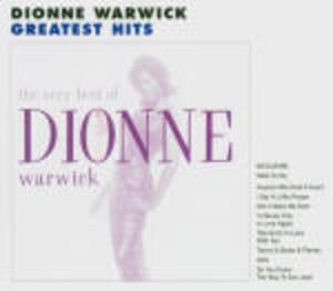 DIONNE WARWICK - THE VERY BEST OF (CD)