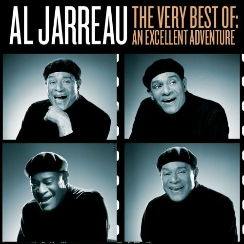 AL JARREAU - THE VERY BEST OF (CD)