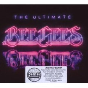 BEE GEES - ULTIMATE BEE GEES. THE 50TH ANNIVERSARY (CD)