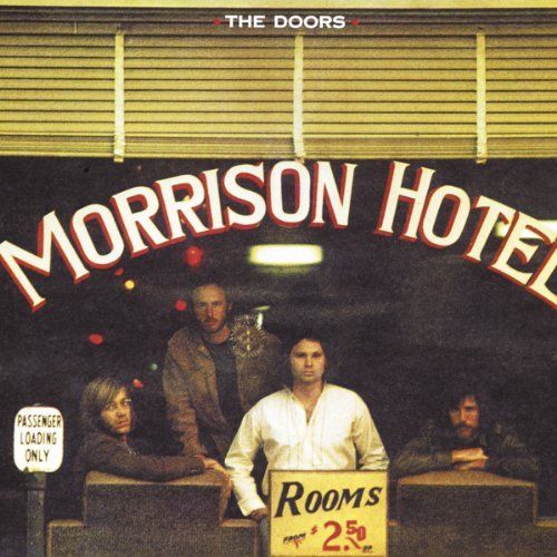 DOORS - MORRISON MOTEL (LP)