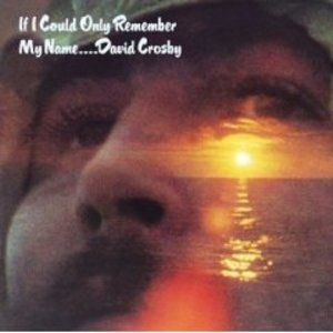 DAVID CROSBY - IF I COULD ONLY REMEMBER MY NAME (LP)