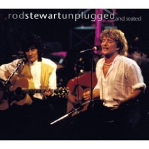 ROD STEWART - UNPLUGGED... AND SEATED 2CD (CD)