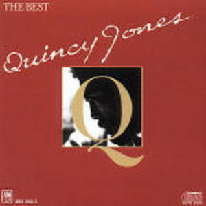 QUINCY JONES - THE BEST QUINCY JONES (CD)