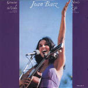 GRACIAS A LA VIDA / JOAN BAEZ (CD)