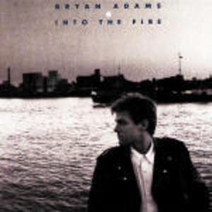 BRYAN ADAMS - INTO THE FIRE (CD)