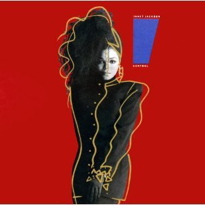 JANET JACKSON - CONTROL (CD)