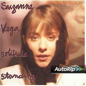 SUZANNE VEGA - SOLITUDE STANDING (CD)