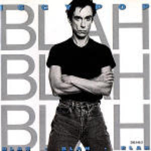 IGGY POP - BLAH BLAH BLAH (CD)