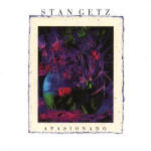 STAN GETZ - APASIONADO (CD)