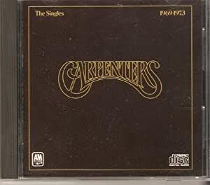 CARPENTERS - SINGLES 1963 (CD)