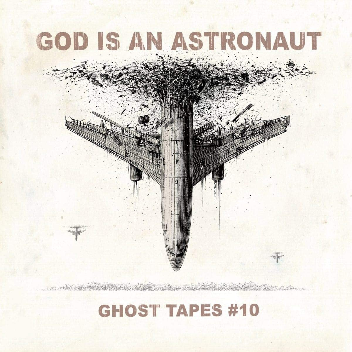 GOD IS AN ASTRONAUT - GHOST TAPES #10 (CD)