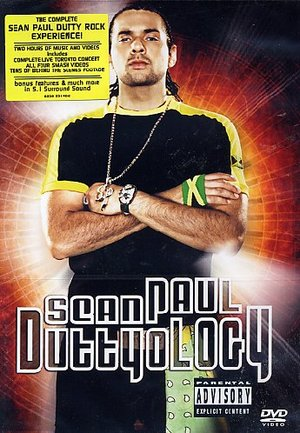 SEAN PAUL - DUTTYOLOGY (DVD)