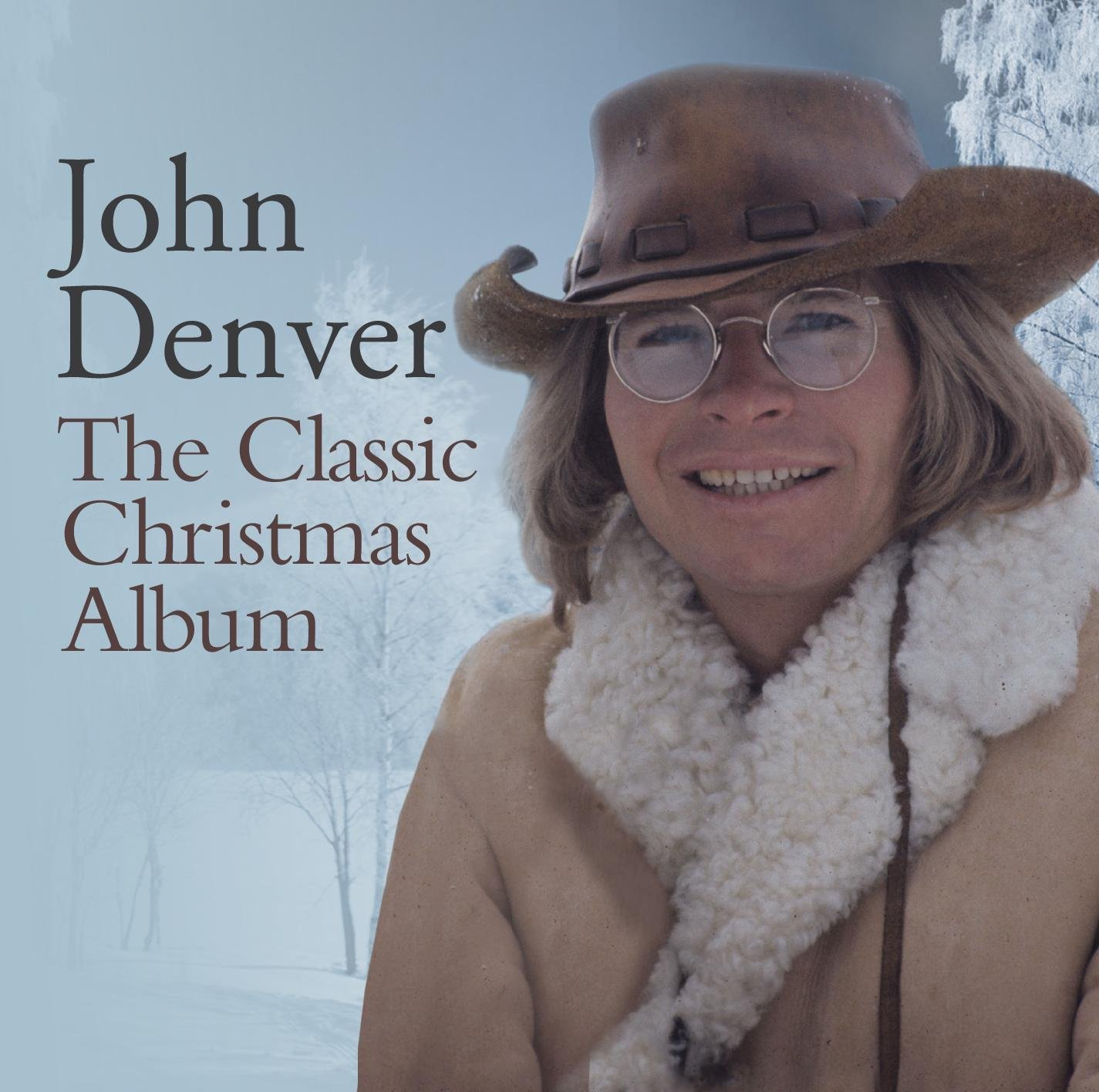 JOHN DENVER - THE CLASSIC CHRISTMAS ALBUM (CD)
