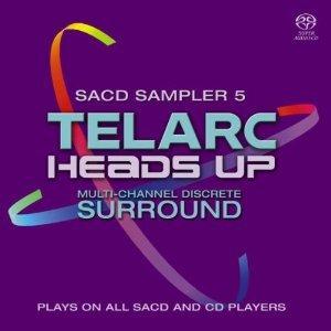 TELARC - HEADS UP (SACD SAMPLER 5) [HYBRID SACD] (CD)