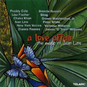 A LOVE AFFAIR THE MUSIC OF IVAN LINS (CD)