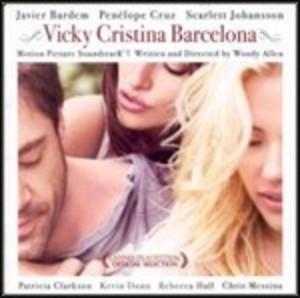 VICKY CRISTINA BARCELONA (CD)