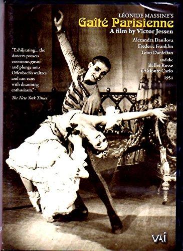 GAITE' PARISIENNE - BALLET RUSSE DE MONTE CARLO (DVD)