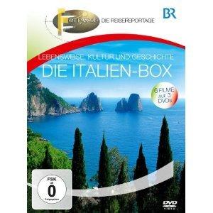 DIE ITALIEN - BOX -3DVD (AUDIO TEDESCO) (DVD)