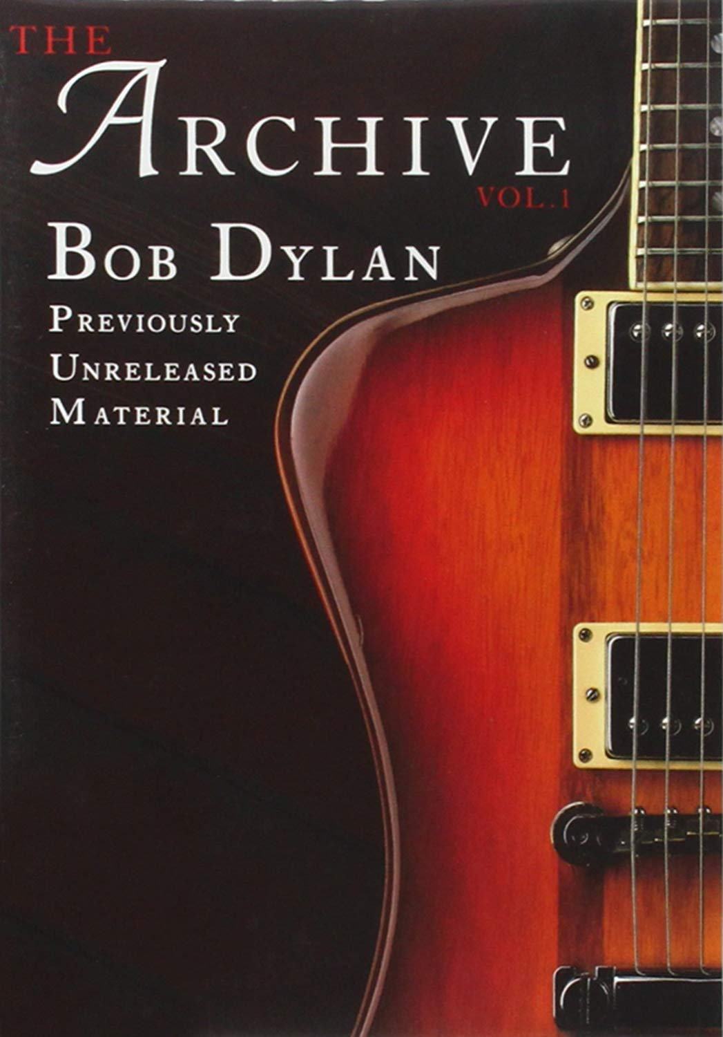 BOB DYLAN - THE ARCHIVE VOL. 1 (DVD)