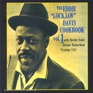 EDDIE LOCKJAW DAVIS - COOKBOOK VOL.1 (CD)