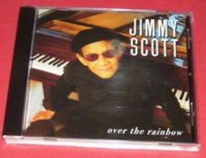 JIMMY SCOTT - OVER THE RAINBOW (CD)