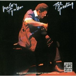 MCCOY TYNER - THE GREETING (CD)