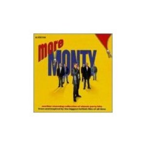 MORE MONTY (CD)