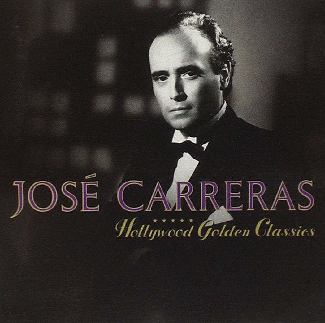 JOSE' CARRERAS - HOLLYWOOD GOLDEN CLASSICS (CD)