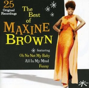 MAXINE BROWN - THE BEST OF MAXINE BROWN (CD)