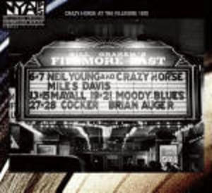 NEIL YOUNG - LIVE AT THE FILLMORE EAST (CD)