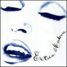 MADONNA - EROTICA (CD)