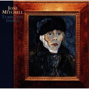JONI MITCHELL - TURBULENT INDIGO (CD)