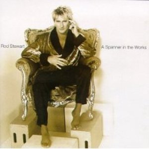 ROD STEWART - A SPANNER IN THE WORKS (CD)