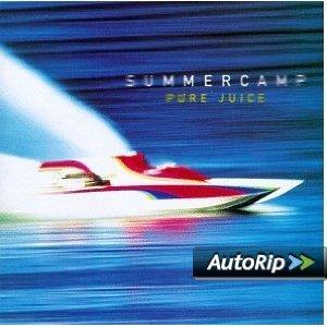 SUMMERCAMP - PURE JUICE (CD)