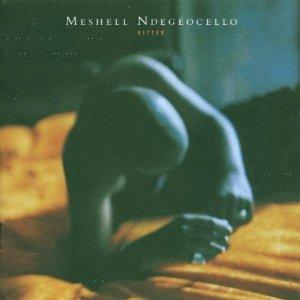 ME'SHELL NDEGEOCELLO - BITTER (CD)