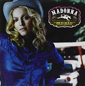 MADONNA - MUSIC (CD)