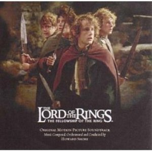 THE LORD OF THE RINGS IL SIGNORE DEGLI ANELLI (CD)