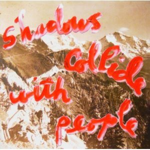 JOHN FRUSCIANTE - SHADOWS COLLIDE WITH PEOPLE (CD)