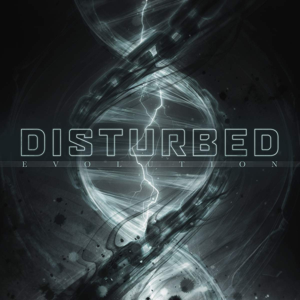 DISTURBED - EVOLUTION (CD)
