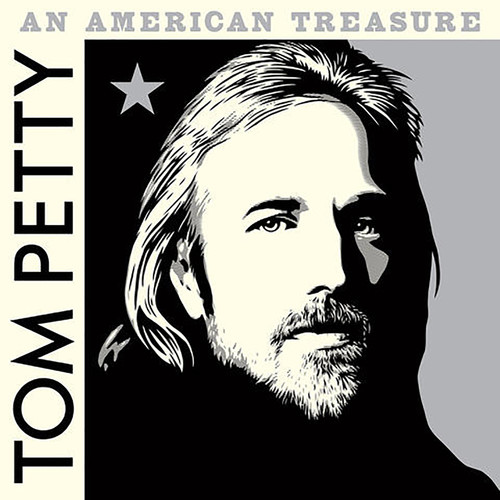 TOM PETTY - AN AMERICAN TREASURE (CD)