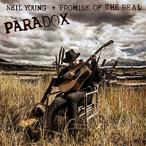 NEIL YOUNG + PROMISE OF THE REAL - PARADOX (CD)