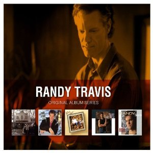 RANDY TRAVIS - ORIGINAL ALBUM SERIES -5CD (CD)