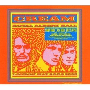 CREAM - ROYAL ALBERT HALL LONDON MAY 2-3-5-6 2005 -2CD (CD)