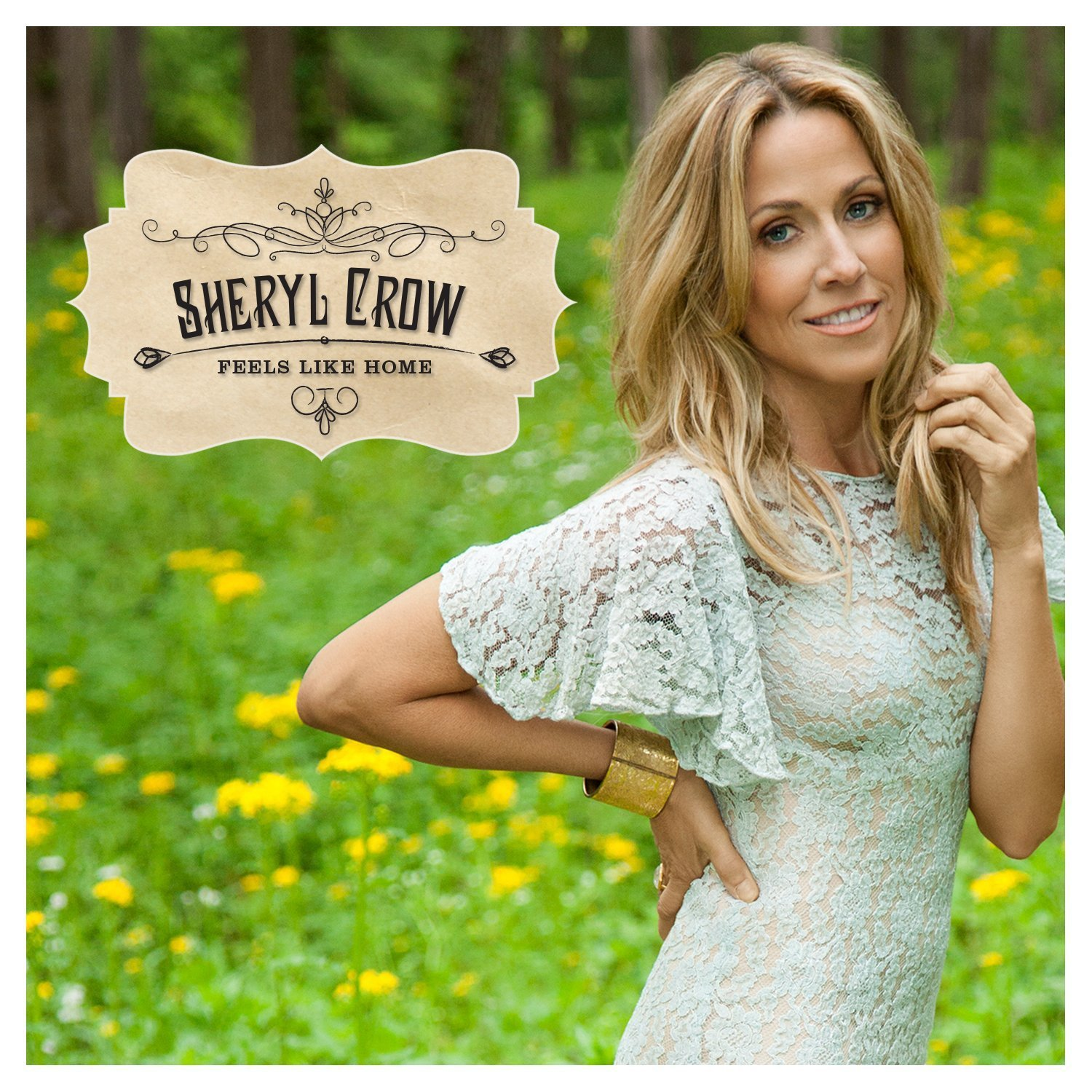 SHERYL CROW - FEELS LIKE HOME (CD)
