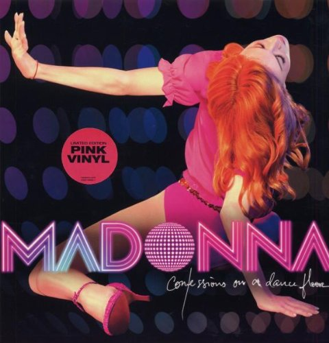 MADONNA - CONFESSIONS ON A DANCE FLOOR (LP)