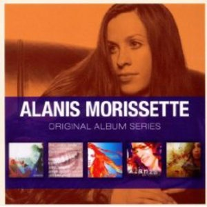 ALANIS MORISSETTE - ORIGINAL ALBUM SERIES -5CD (CD)