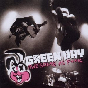 GREEN DAY - AWESOME AS FUCK -CD+DVD (CD)