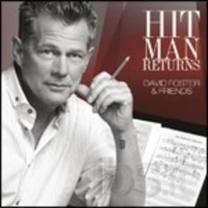 HITMAN RETURNS -CD+DVD -DAVID FOSTER (CD)