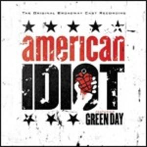 GREEN DAY. AMERICAN IDIOT ORIGINAL BROADWAY CAST RECORDING -2CD (CD)